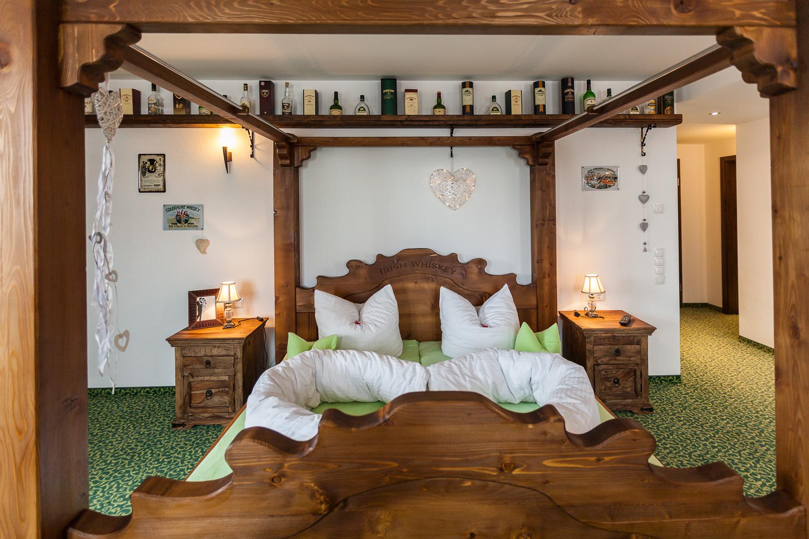 Irish whiskey themendoppelzimmer, fewo, ferienwohnung mit ...
